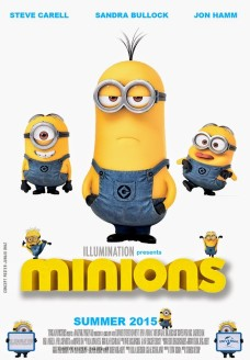 2015 minions stuart kevin bob movie poster illumination presents - minions poster minions wallpaper-f65785