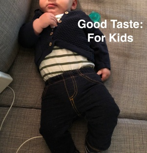 Good Taste: For kids